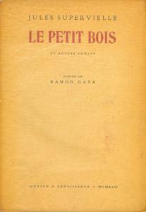 Cubierta de la obra : Le petit bois et autres contes