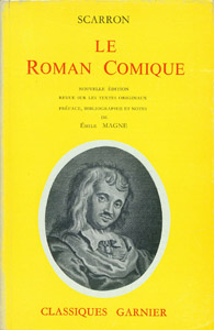 Front Cover : Le roman comique