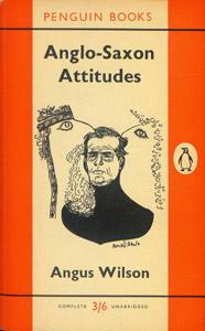 Cubierta de la obra : Anglo-Saxon attitudes