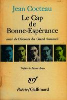 Ver ficha de la obra: Cap de Bonne-Esperance ; suivi de Le discours du grand sommeil