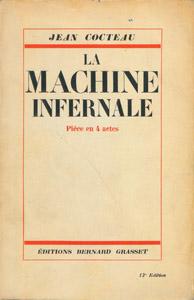 Front Cover : La machine infernale