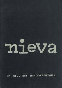 Cubierta de la obra : 24 esquisses lithographiques