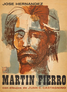 Front Cover : Martín Fierro