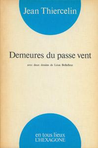 Front Cover : Demeures du passe vent