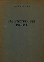 Ver ficha de la obra: Arquitectura del poema