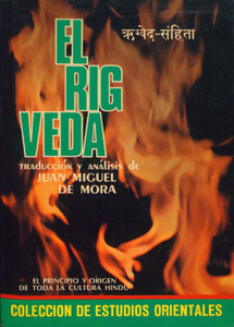Front Cover : Rgvedasamhita