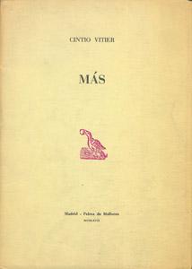 Front Cover : Más
