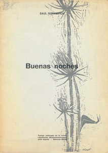 Front Cover : Buenas noches