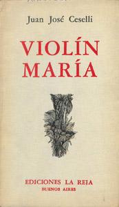 Front Cover : Violín María