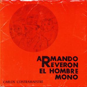 Cubierta de la obra : Armando Reverón