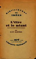 See work details: etre et le neant
