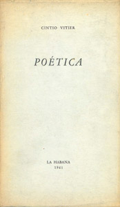Front Cover : Poética