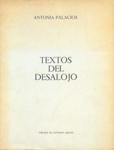 Front Cover : Textos del desalojo
