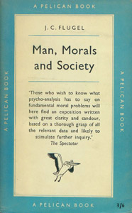Cubierta de la obra : Man, morals and society