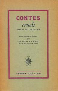 Front Cover : Contes cruels