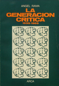 Cubierta de la obra : La generación crítica, 1939-1969