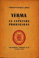 Ver ficha de la obra: Yerma ; La zapatera prodigiosa