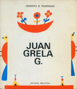 Front Cover : Juan Grela G