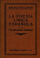 Ver ficha de la obra: poesía lírica española