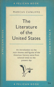 Cubierta de la obra : The literature of the United States