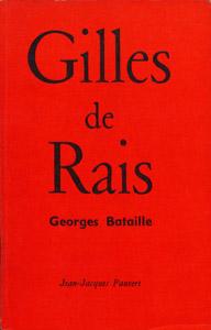 Cubierta de la obra : Le procès de Gilles de Rais