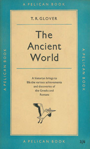 Cubierta de la obra : The ancient world