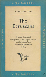 Front Cover : The Etruscans