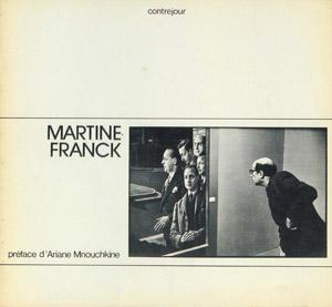 Cubierta de la obra : Martine Franck