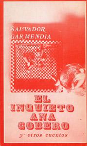 Front Cover : El inquieto Anacobero y otros cuentos