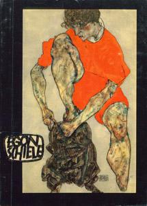 Cubierta de la obra : Egon Schiele