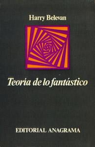 Front Cover : Teoría de lo fantástico