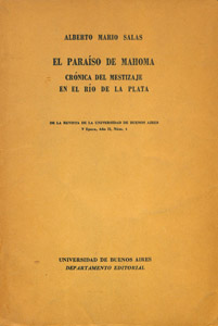 Front Cover : El paraíso de Mahoma