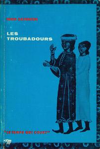 Front Cover : Les trobadours