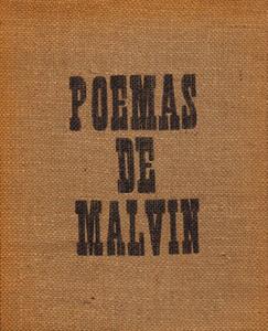 Front Cover : Poemas de Malvin