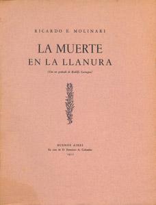 Front Cover : La muerte en la llanura