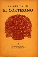 Ver ficha de la obra: música en El Cortesano, de Baltasar Castiglione, y su traducción por Juan Boscán