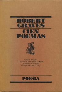 Cubierta de la obra : Cien poemas