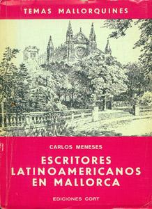 Front Cover : Escritores latinoamericanos en Mallorca