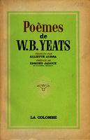Ver ficha de la obra: Poèmes de W. B. Yeats