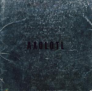 Front Cover : Axolotl