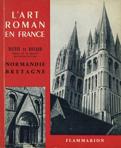 Front Cover : Normandie et Bretagne