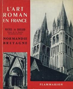 Cubierta de la obra : Normandie et Bretagne