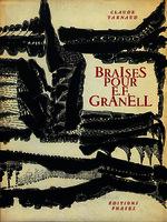 Ver ficha de la obra: Braises pour E. F. Granell