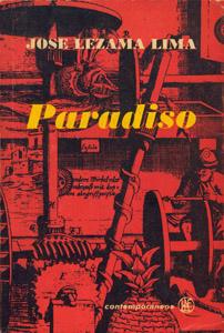 Cubierta de la obra : Paradiso
