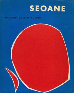 Cubierta de la obra : Seoane