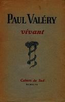 Ver ficha de la obra: Paul Valery, vivant