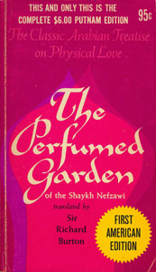 Cubierta de la obra : The perfumed garden of the Shaykh Nefzawi
