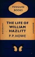 Ver ficha de la obra: life of William Hazlitt