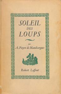 Front Cover : Soleil des loups