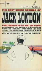 Cubierta de la obra : Best short stories of Jack London